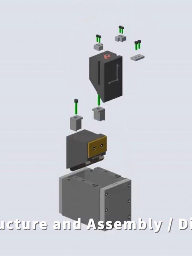 B-VCC Lift-up Cam Units